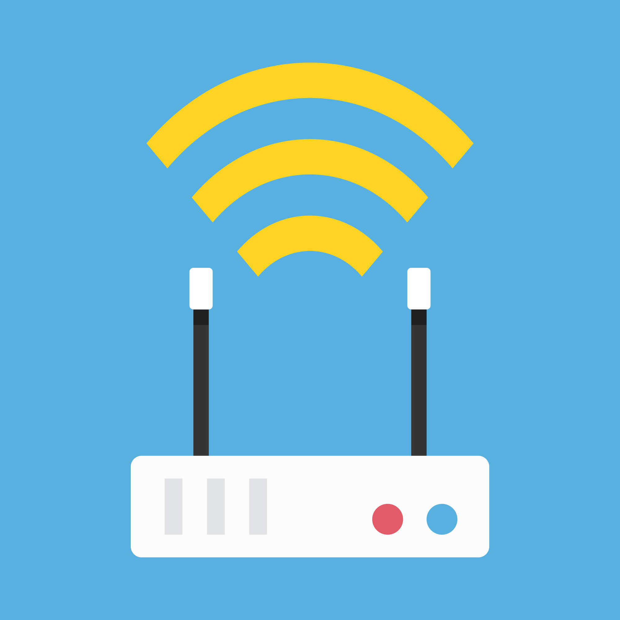 Wireless Network Router - Update Router Firmware