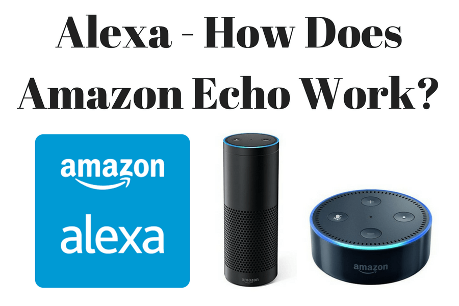 How Does The Amazon Echo Work