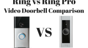 Ring vs Ring Pro Video Doorbell