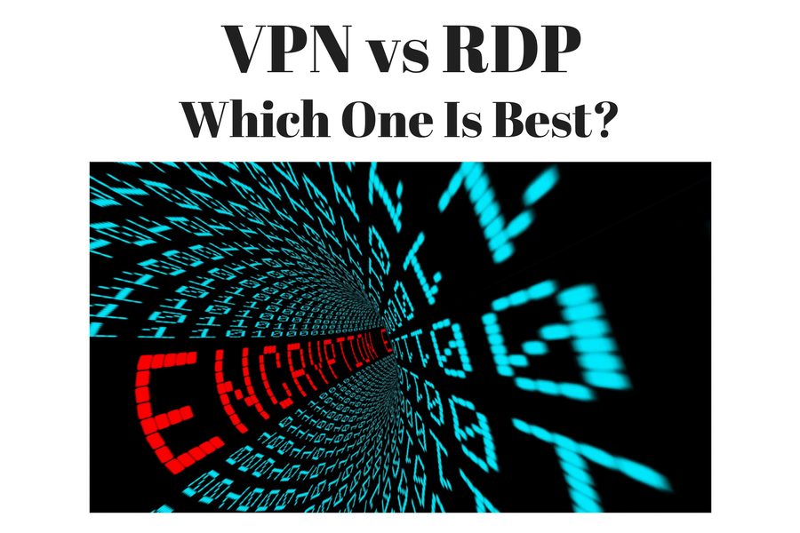 VPN vs RDP Remote Desktop Protocol