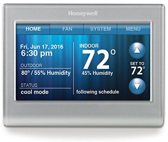Honeywell RTH9580WF Smart Wi-Fi Thermostat