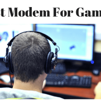 Best Modem For Gaming