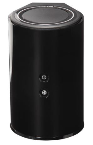 D-Link 850L Wireless AC 1200 Mbps Home Cloud App-Enabled Dual-Band Gigabit Router
