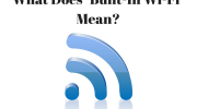 """What Does """"Built-In WiFi"""" Mean?"""