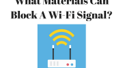 What Materials Can Block A Wi-Fi Signal?