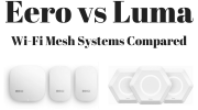 Eero vs Luma: Wireless Mesh Network Comparison
