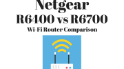 Netgear R6400 vs R6700: Wireless AC Router Comparison