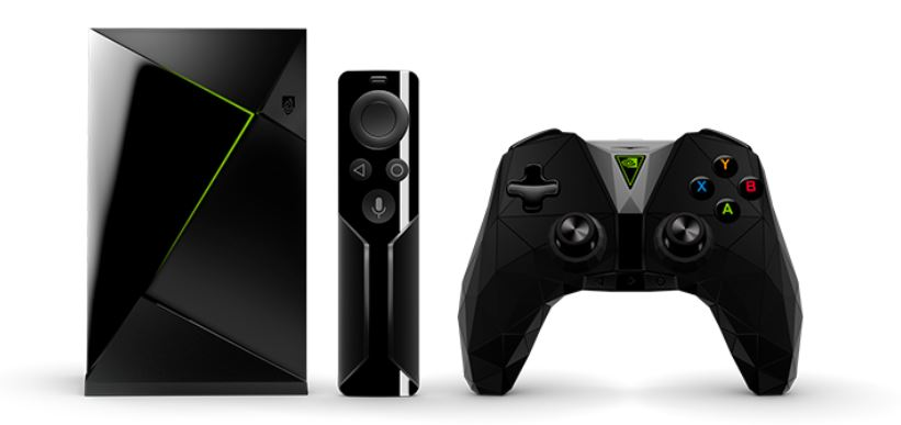 Nvidia Shield TV Pro Home Server