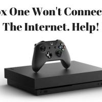 Xbox One Won't Connect To Internet!!! What Do I Do?!