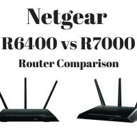 Netgear R6400 vs R7000 Router Comparison