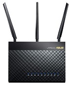 Best Wireless Router for The Gamer & Movie Watcher - Asus RT-AC68U AC1900 Main