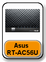 Asus RT-AC56U AC1900 Router - 5 Best Asus Wireless Routers