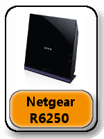Netgear R6250 button