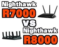 Nighthawk AC1900 vs Nighthawk X6 AC3200
