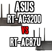 RT-AC3200 vs RT-AC87U – Which Asus Router?