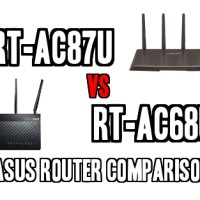 RT-AC87U vs RT-AC68U – Asus Router Comparison