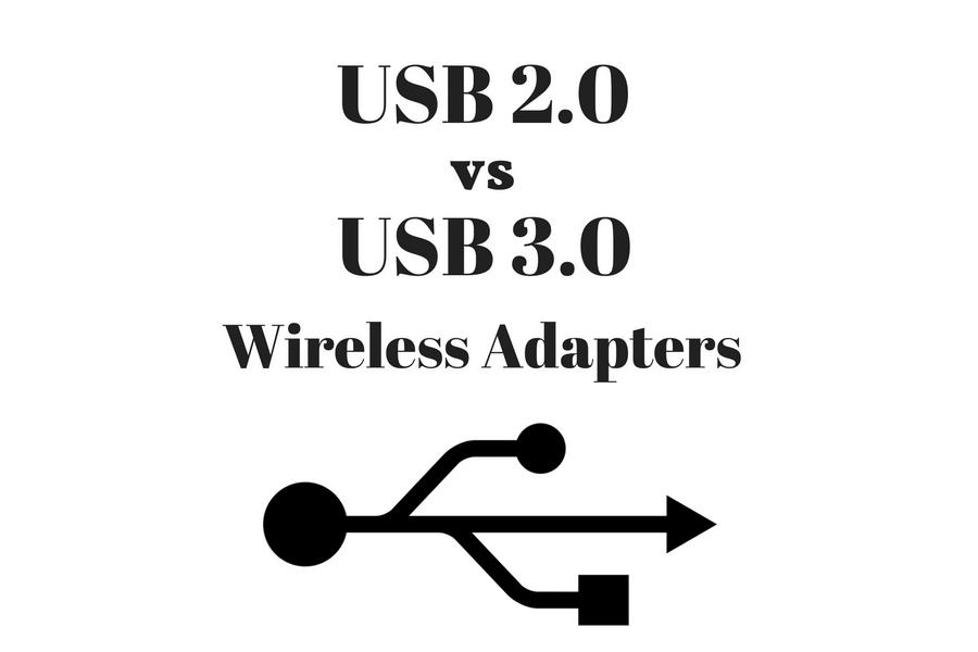 USB 2.0 vs USB 3.0 Wireless Adapters