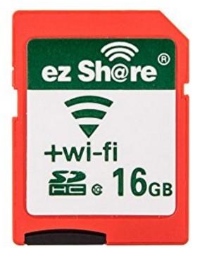 ez Share Wi-Fi Sd Memory Card 16GB Class 10  - Best Wi-Fi SD Memory Card