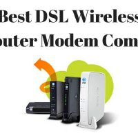 Best DSL Modem/Wifi Router Combo