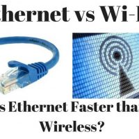 Ethernet vs Wi-Fi: Is Ethernet Faster Than Wireless?