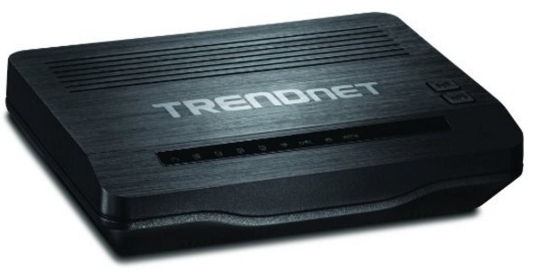 Trendnet N300 Wireless ADSL 2+ Modem Router TEW-722BRM - Best DSL Modem/Wi-Fi Router Combo