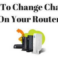 How To Change Channel On Your Router (And Improve Wifi!)