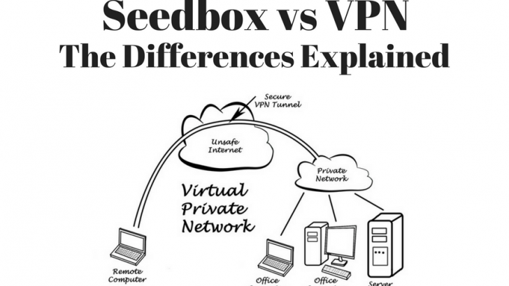 Seedbox vs VPN – What Are The Differences?