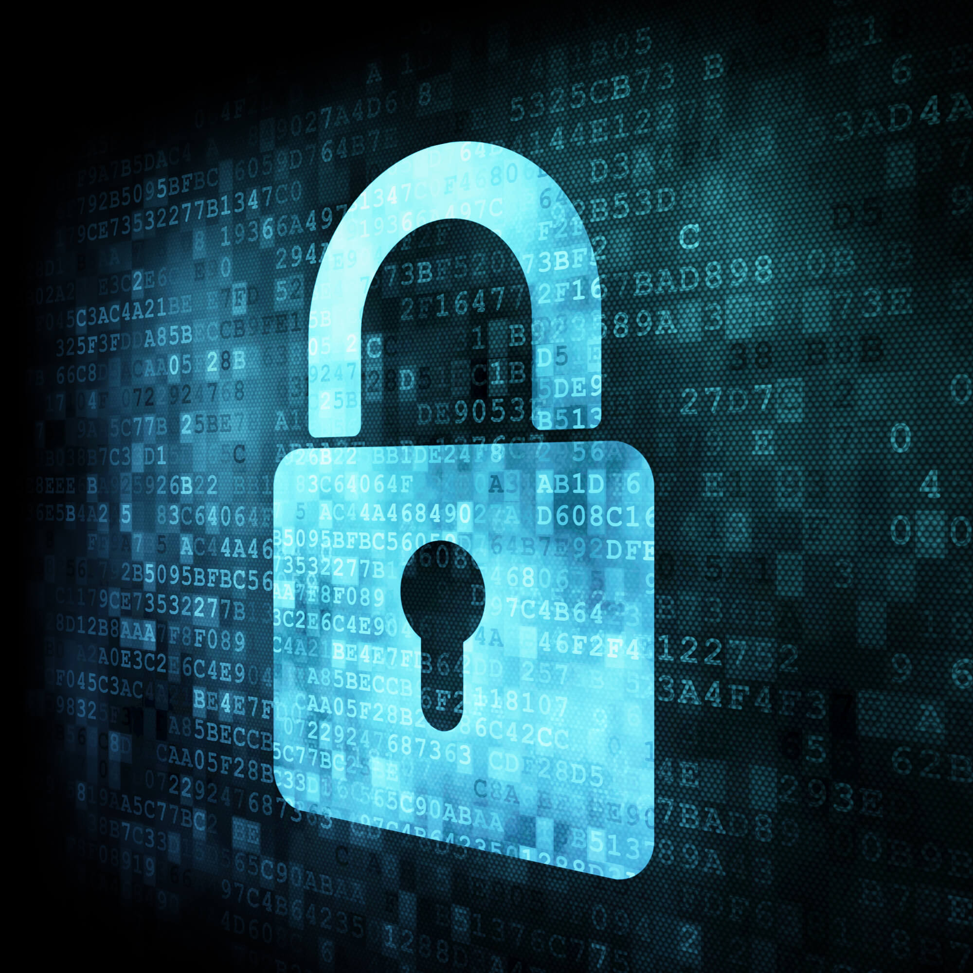 Security Padlock Encryption - setup VPN Android