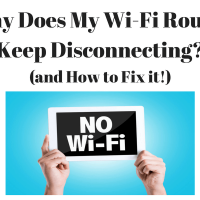 Why Does My Wi-Fi Router Keep Disconnecting?