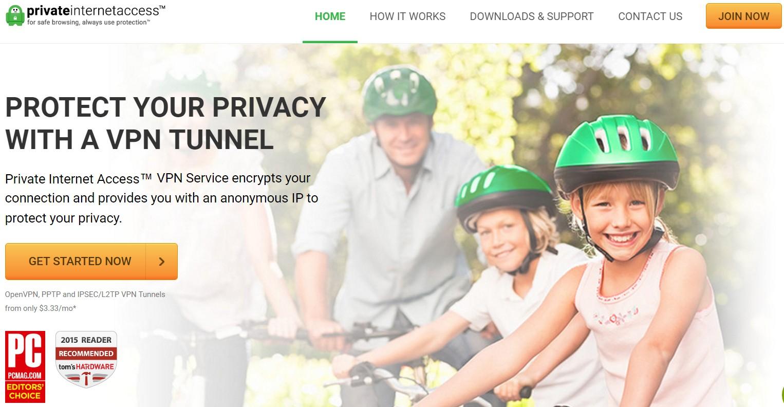 Private Internet Access - PIA - Home Page