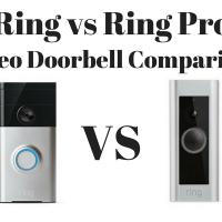 Ring vs Ring Pro Video Doorbell