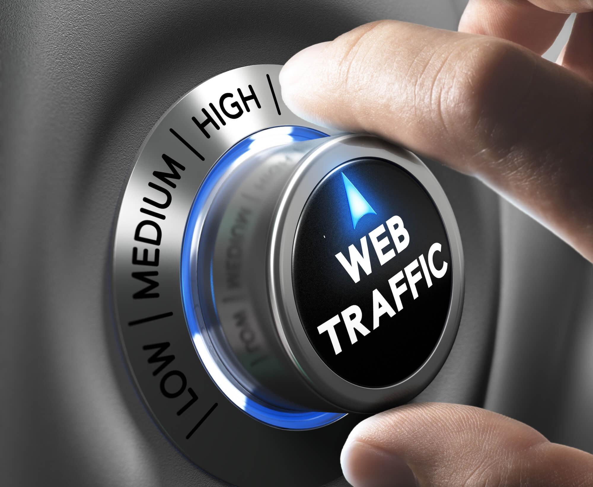 Web Internet Traffic