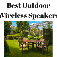 Best Outdoor Wireless Speakers