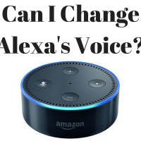Can I Change Alexa's Voice?
