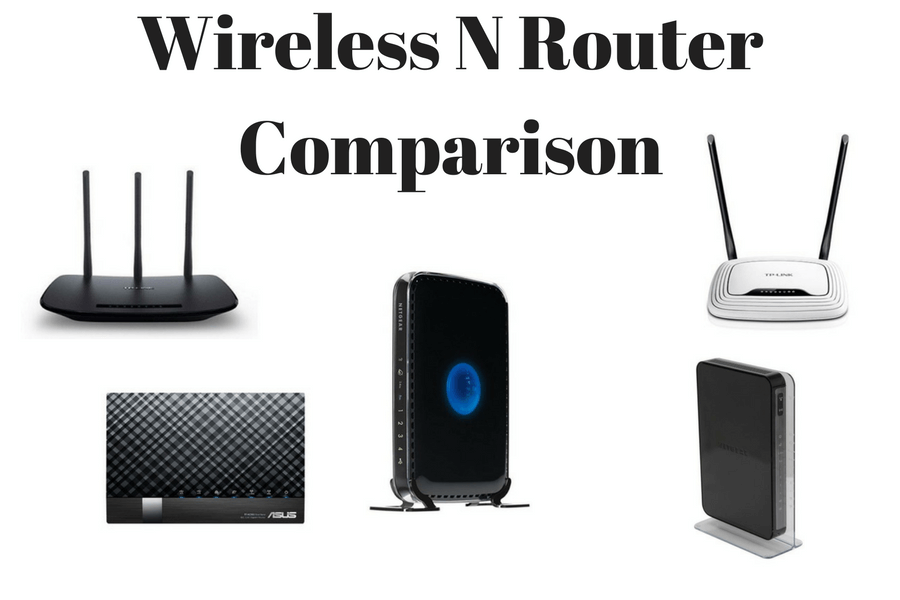 N300 vs N450 vs N600 vs N750 vs N900 802.11n Routers Comparison