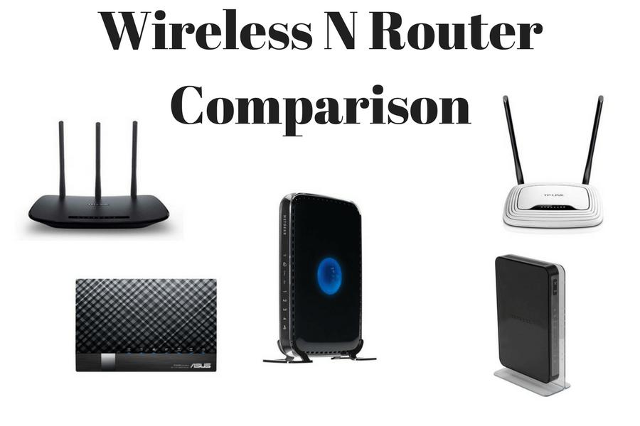 N300 vs N450 vs N600 vs N750 vs N900 802.11n Routers Comparison