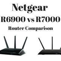 Netgear R6900 vs R7000 Router Comparison